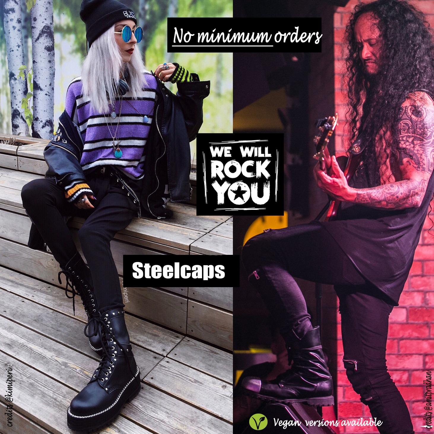 Steelcaps