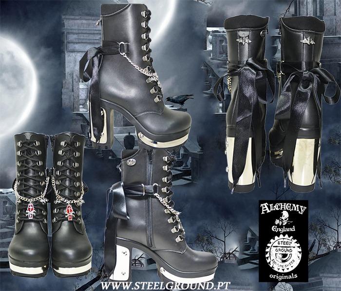 heel coffin new alchemy boot